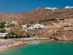 30_Super-Paradise-beach-of-Mykonos,-Greece.-Sunny-with-blue-sky-and-crystal-clear-water