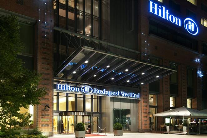 Hilton Budapest City (ex West End )