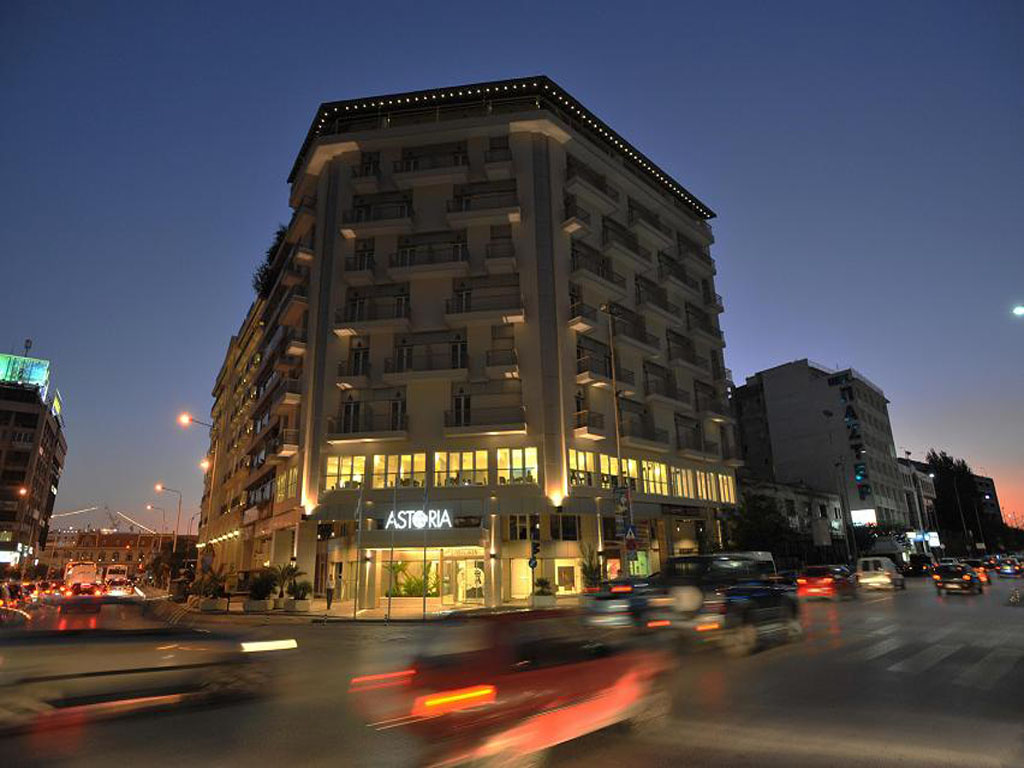 Astoria Hotel Thessaloniki