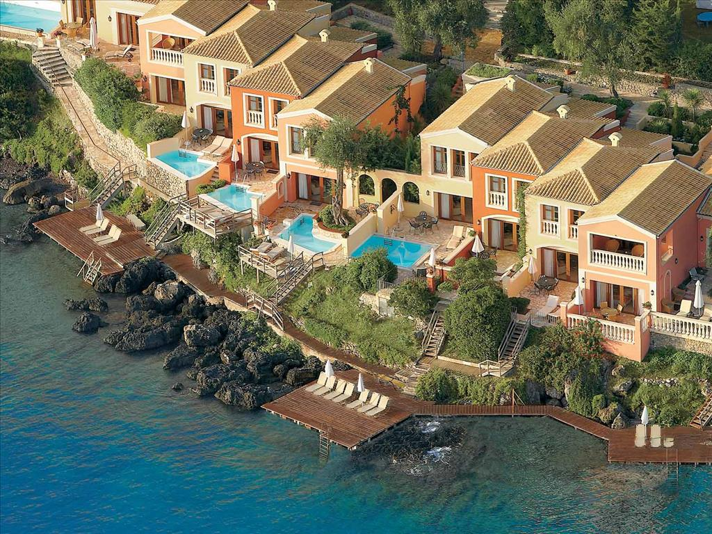 Grecotel Corfu Imperial Exclusive Resort: Palazzos and Dream Villas Corfu on the Water