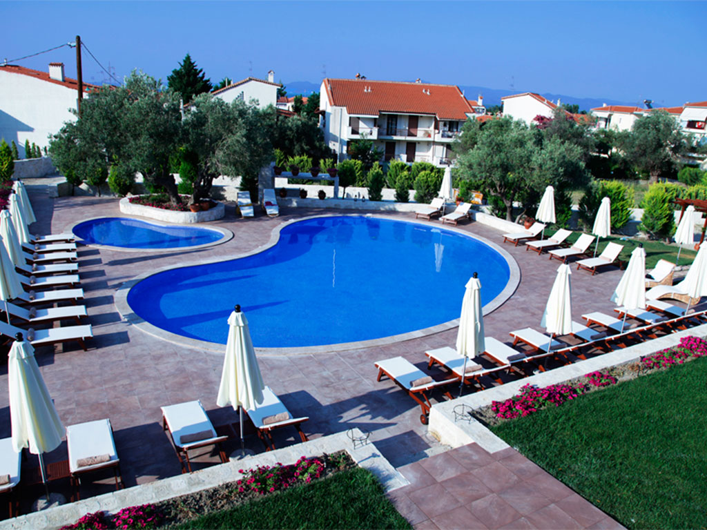 Kassandra Village Luxury Resort