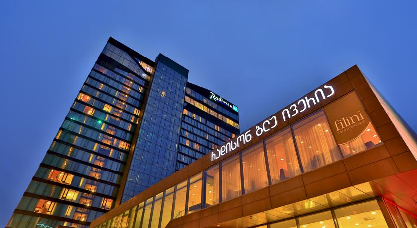 Radisson Blue Iveria