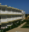 Nicolas Villas Hotel: Building with apartments