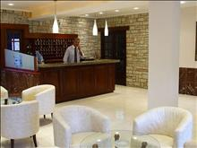 Oasis Corfu Hotel: Reception