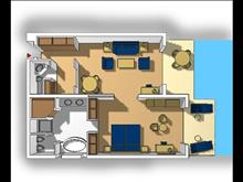 Aldemar Royal Olympian Suites: Ira_Floor_Plan
