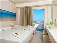 Lindos White Hotel & Suites: Triple Room