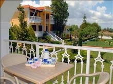 Macedonia Hotel: Balcony