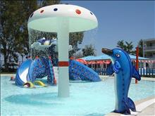 Messonghi Beach Resort: Children Pool