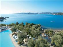 Grecotel Corfu Imperial Exclusive Resort: Large Pool and Private Coves with sandy beaches