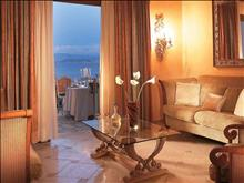 Grecotel Corfu Imperial Exclusive Resort: Palazzo Lounge