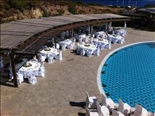 Lindian Village Hotel: restaurant-pool-area