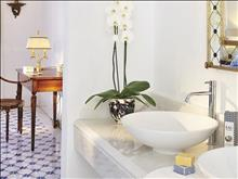 Grecotel Caramel Boutique Resort: Luxury Bungalow Suite Bathroom
