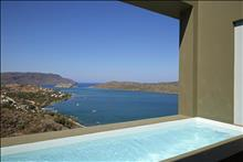 Sentido Elounda Blu Hotel: Premium Suite with Private Pool View