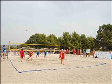 Porto Carras Sithonia Hotel: Beach Volleyball