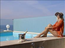 Atrium Platinum Luxury Resort Hotel & Spa: Deluxe Double PP