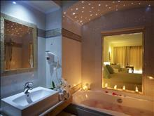 Atrium Prestige Thalasso Spa Resort & Villas: Bathroom Deluxe Family Suite
