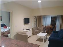 Royal Blue Hotel & Spa Paphos (ex. Pafiana Heights)  : Apartments 2-Bedroom
