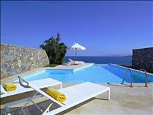 Thalassa Villas: Thalassa Villa Terrace & Private Pool